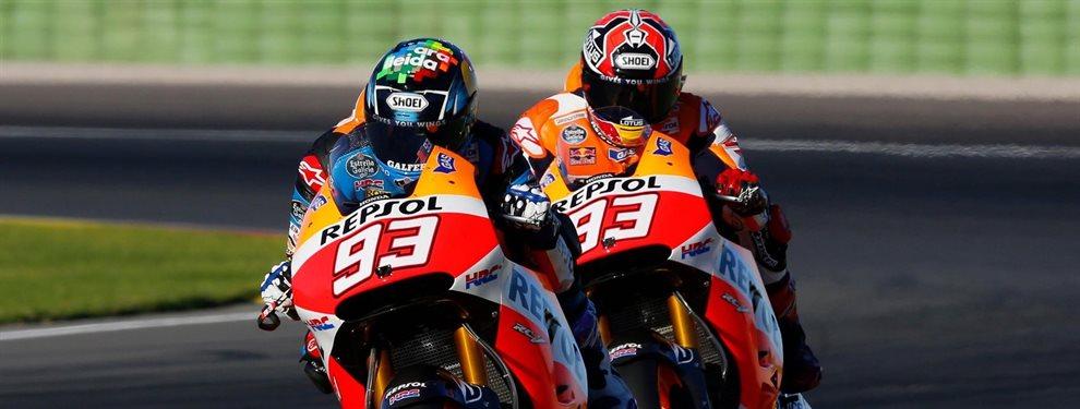 Cal Crutchlow le lanza un dardo a Marc Márquez y una advertencia a su hermano, Álex Márquez ¡y Valentino Rossi se siente esperanzado con la Yamaha 2020!