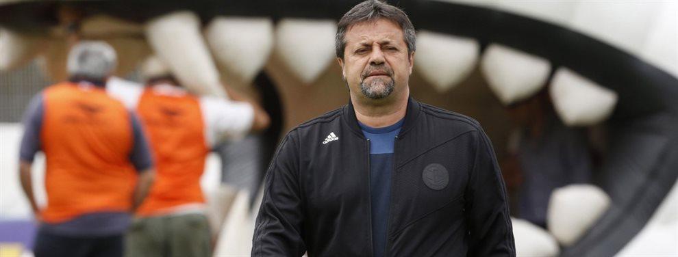 Vuelve a dirigir: Ricardo Caruso Lombardi es el nuevo técnico de Belgrano