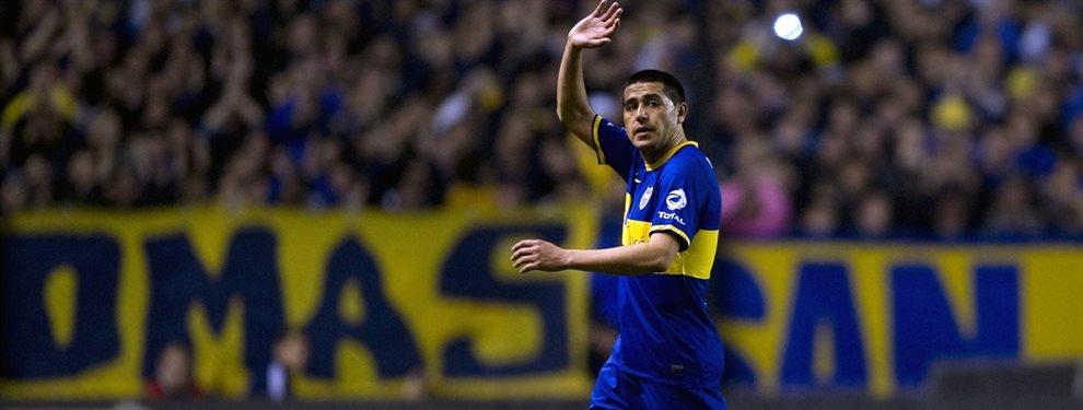 Juan Román Riquelme confirmó que será candidato a vicepresidente segundo de Boca.