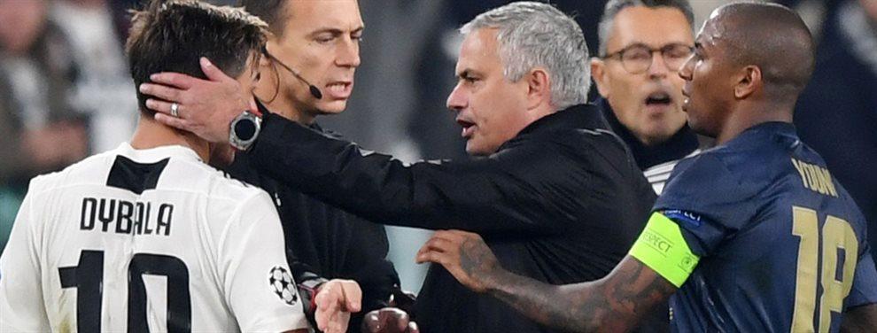 Paulo Dybala sería el primer futbolista que José Mourinho desea incorporar en el Tottenham.