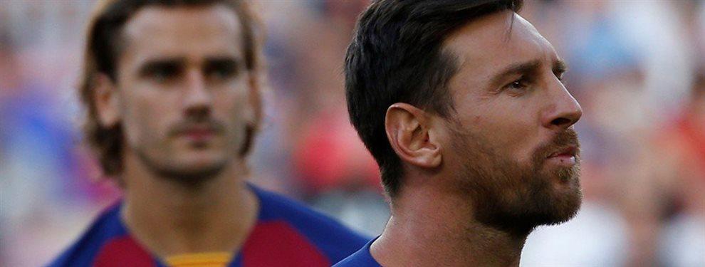 El fichaje del Barcelona de este pasado verano no se adapta a su nueva situación y se pone nervioso con todo lo que le está ocurriendo desde su llegada...
