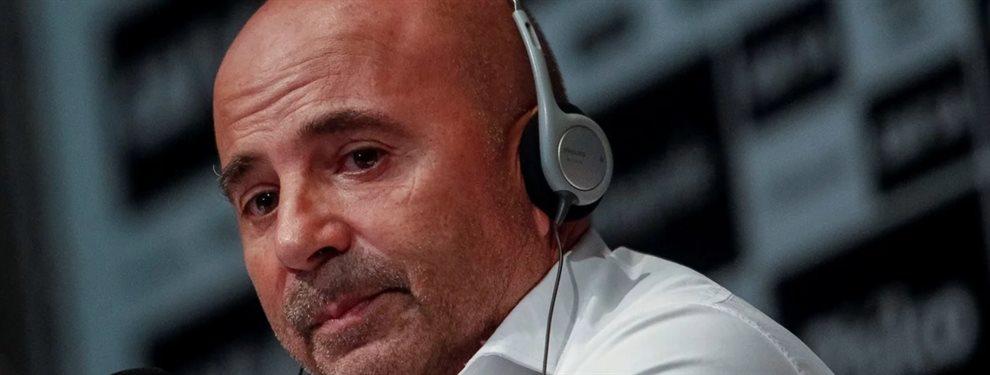 Un dirigente de Racing viajó a Brasil para reunirse con el actual entrenador del Santos.