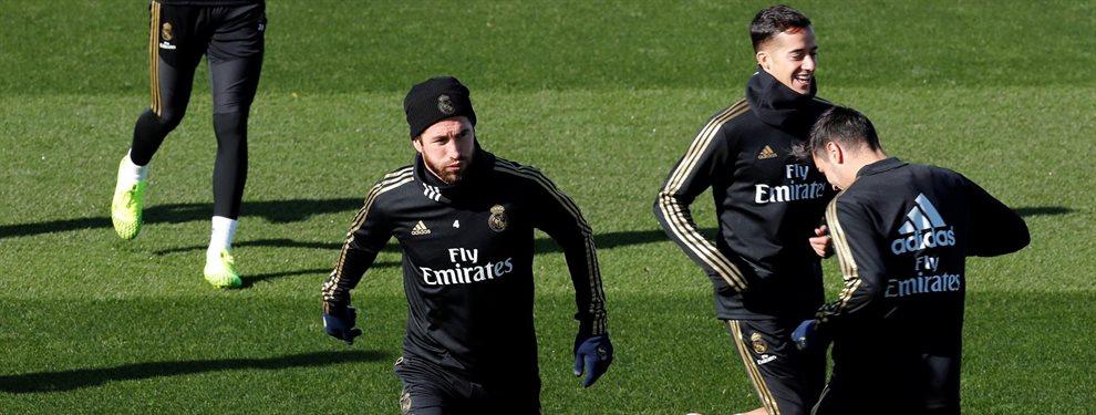 Sergio Ramos se plantea seriamente comprar un club de futbol el año que viene y meterse en los negocios