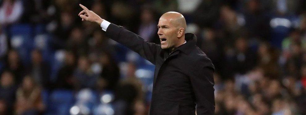 """""""Se nos escapa"""". Zidane lo da por perdido (y un crack respira tranquilo)"""