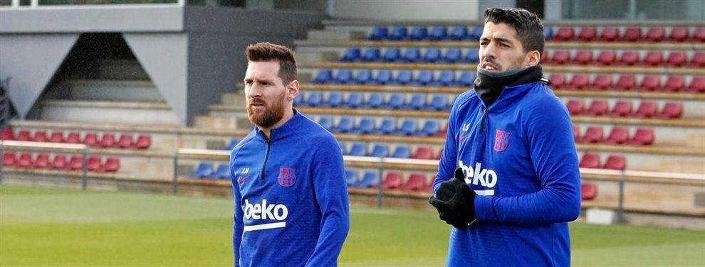 Leo Messi ha puesto fecha a su salida del Barça, y no será hasta verano de 2022, como otros