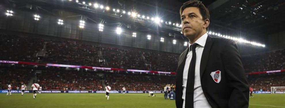 Jorge Jesus podría convertirse en otro entrenador que logra eliminar al River de Marcelo Gallardo.