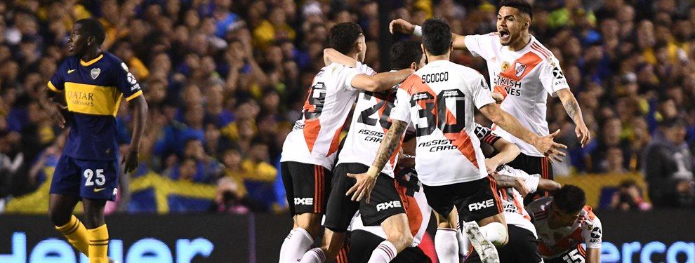 El camino que transitó River para clasificar a la final de la Copa Libertadores ante Flamengo.