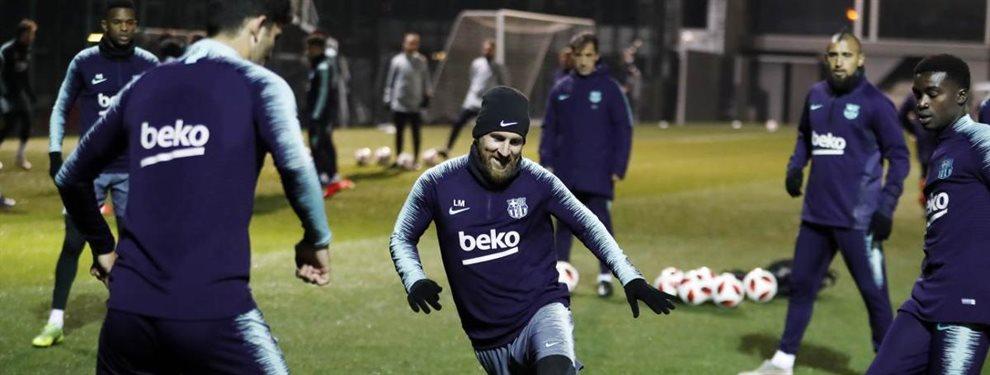 """""""Alucinan"""". Messi y los pesos pesados no se creen lo que vieron"""