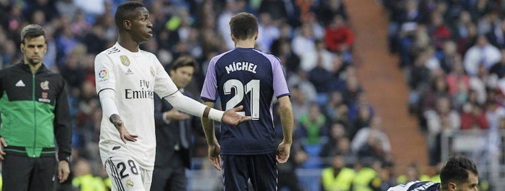 Vinicius cambia de opinión con la última decisión del técnico Zinedine Zidane para el partido de liga contra la Real Sociedad. El brasileño no aguanta más