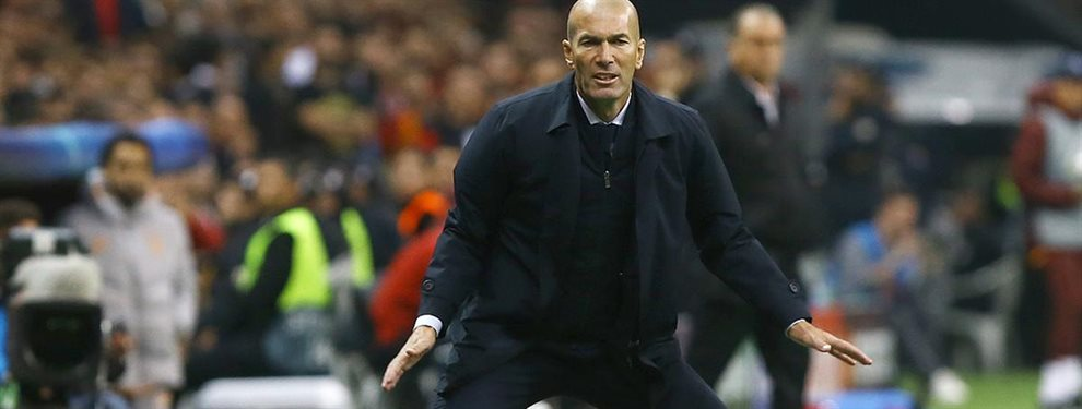 Zidane lo descarta y él rechaza un equipo TOP (quiere jugar en España)