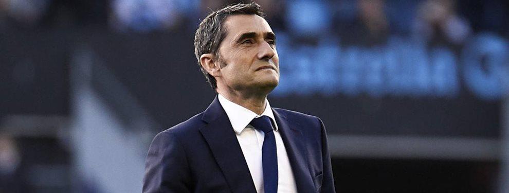 Un referente del Barça ha decidido no viajar con el equipo por temas personales, lo que ha disgustado a Ernesto Valverde.