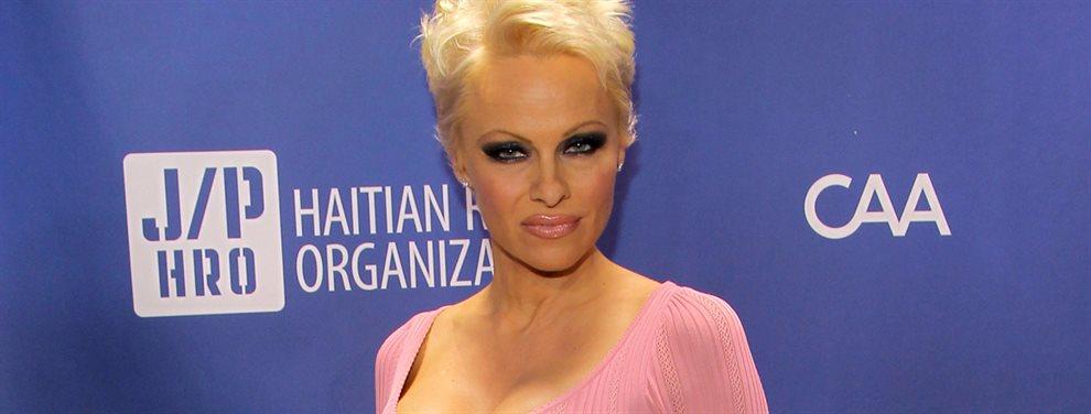Vanessa Louis está consiguiendo sentarse en la mesa de los grandes al mejor estilo de Pamela Anderson.