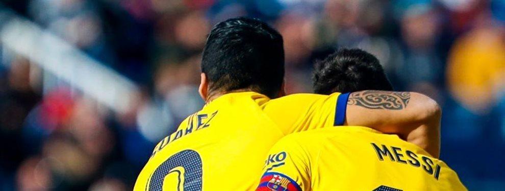 Messi firma la sentencia de un jugador durante el partido contra el Leganés: Además Neymar vuelve al radar del Barcelona con esta nueva noticia