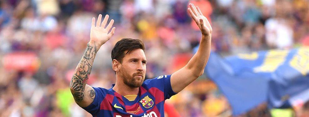 Lionel Messi para muchos es el mejor sin discusión, aunque también hay otras opiniones.