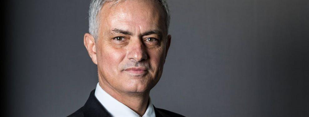 José Mourinho regresó a Londres para tomar la dirección técnica del Tottenham y la aventura ha comenzado bien.