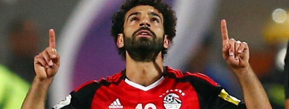 Salah y Ramos más cerca de jugar juntos a partir del 2020 y el Liverpool enfadadísimo por el secretismo con el que ha llevado el jugador la negociación...