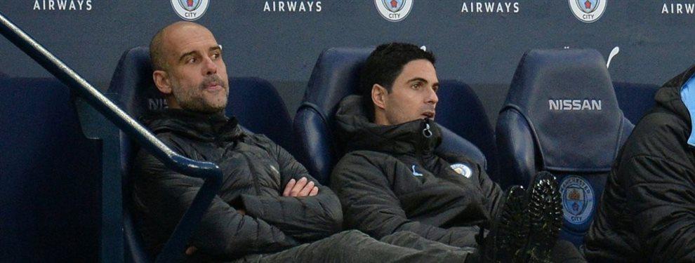 Vaya bombazo y a Guardiola no le va a hacer ninguna gracia ¡Ahora tiene al enemigo en casa: se va, le deja tirado y este ex del Barça ficha por su rival!