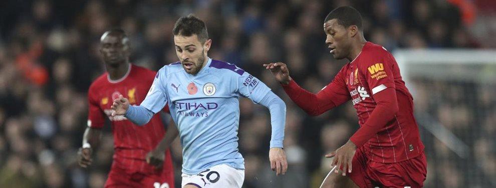 Raheem Sterling ha paralizado su renovación con el Manchester City y ha vuelto a llamar al Real Madrid