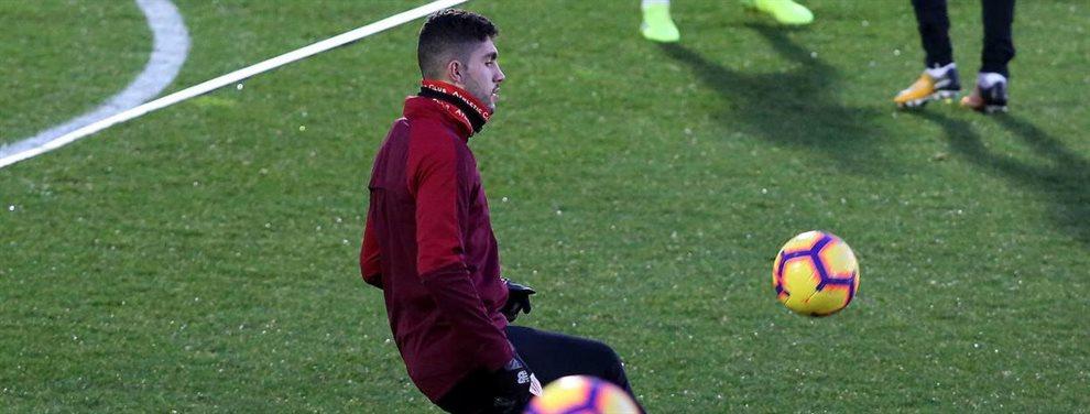 El Barça se plantea el fichaje de Mohamed Salisu, del Real Valladolid, si sale Todibo