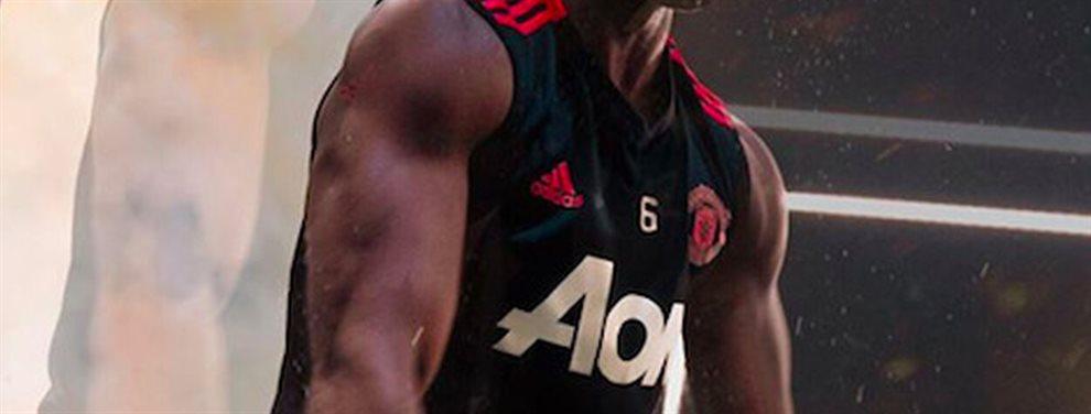 El centrocampista galo Paul Pogba se prepara para su próximo club y vuelve a ejercer presión al Manchester como ya lo hizo el pasado verano. 150 millones