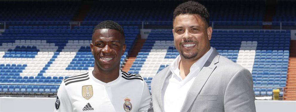 Ronaldo puede juntar una delantera de ensueño antes de irse en verano. Los dos fichajes están muy cerca de realizarse y sería probablemente el mejor ataque