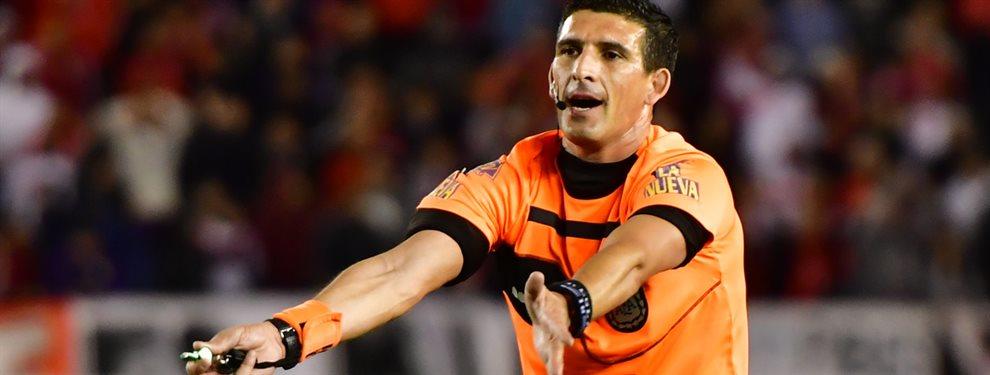 La Superliga anunció la designación de árbitros para los compromisos de la fecha 15.