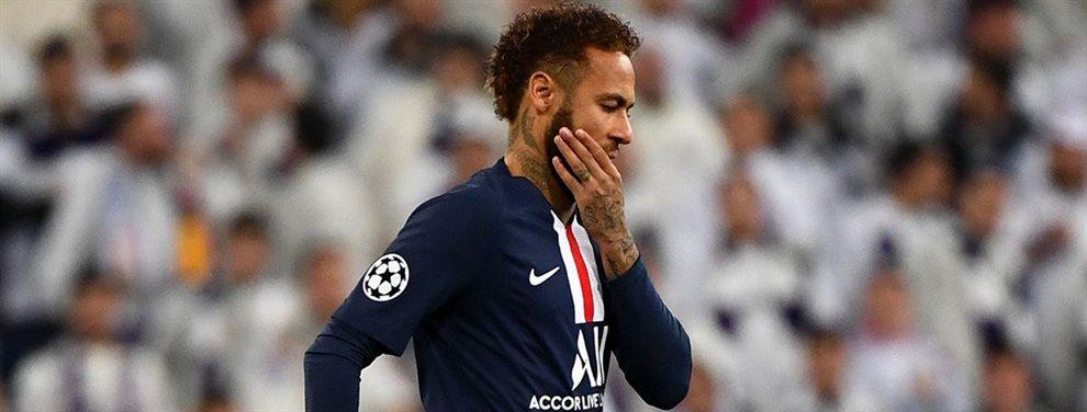 Neymar Junior ya ha avisado a quien lo quiera: exigirá el mismo salario que a Leo Messi