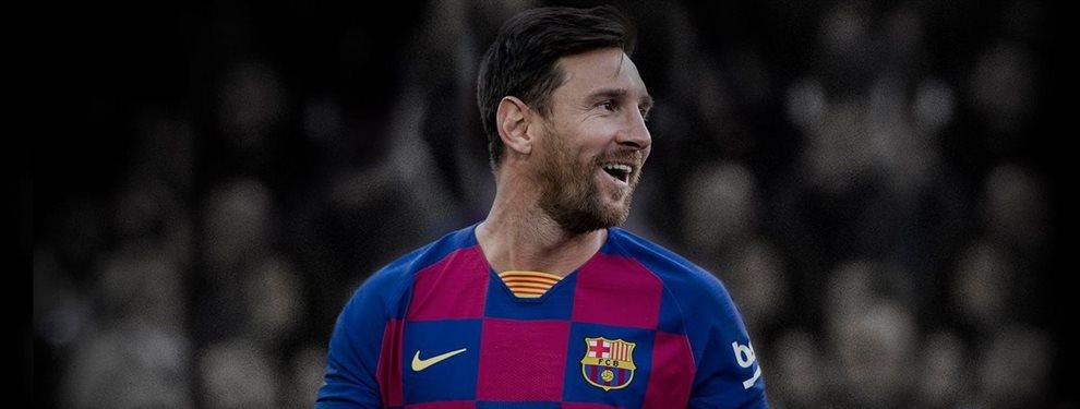 Leo Messi no entiende porque se le está tratando tan mal a Ivan Rakitic en el Barça