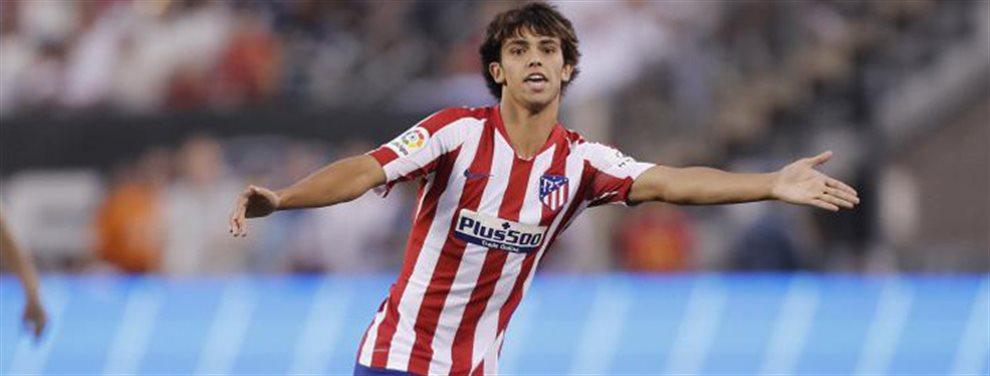 El jugador no se ha adaptado al Atlético de Madrid y esta semana ha pedido a su agente que pruebe con su club favorito en España. Cholo lo da por perdido