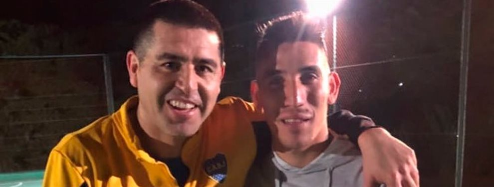 Juan Román Riquelme se habría comunicado con otro futbolista que podría regresar a Boca.