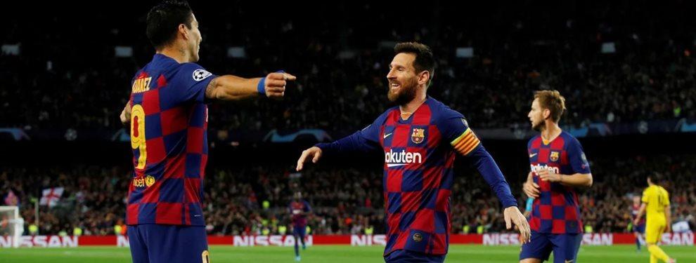 En el marco de su partido 700 en la institución, Lionel Messi marcó y asistió en el triunfo de Barcelona ante Borussia Dortmund.
