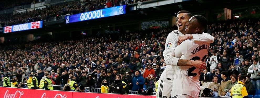 Florentino Pérez negocia un trueque impresionante que convence al Manchester United ¡Por este sí podemos dejar marchar a Paul Pogba! ¡Ojo al acuerdo!