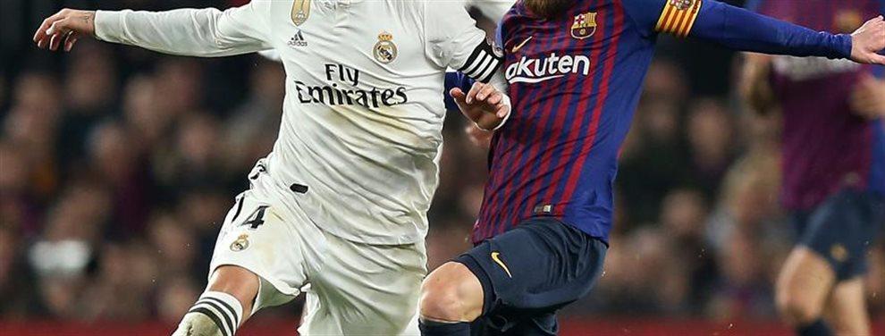El Real Madrid y el Barcelona vuelven a estudiar la posible suspensión del clásico y esto supondría llevarse el partido hasta febrero. Los motivos estos...