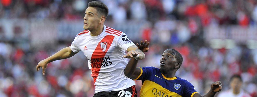 Lucas Martínez Quarta podría marcharse de River para recalar en un equipo de la Serie A.