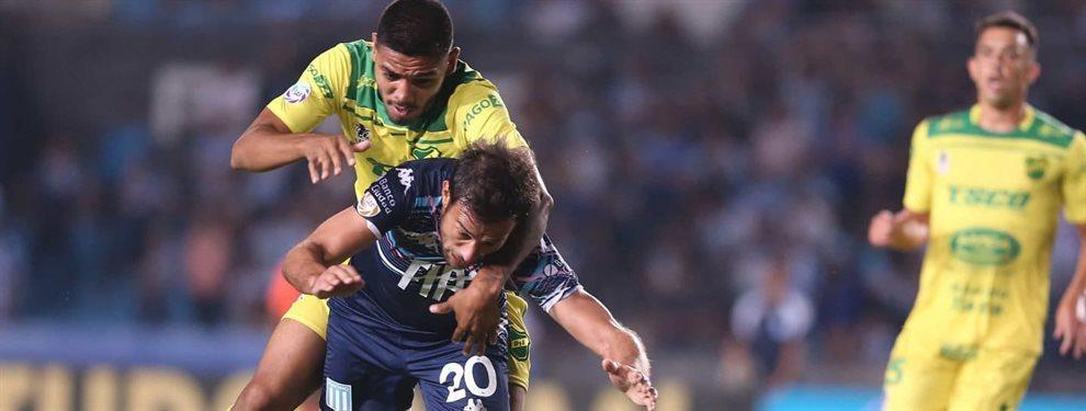 En el Cilindro de Avellaneda, en el marco de la fecha 15 de la Superliga, Racing y Defensa y Justicia se enfrentaron.