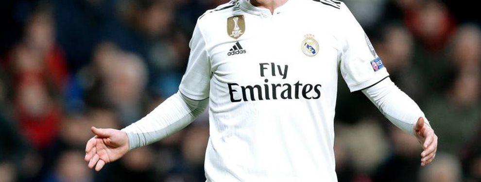 La lista de salidas ya la tiene lista Zidane que se la ha transmitido al presidente para avanzar cuanto antes con ello y poder fichar en enero. Son estos..
