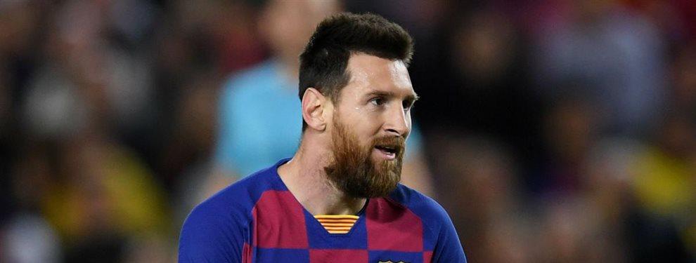 Lionel Messi hoy en día luce único e irrepetible, pero hay un jugador que desde pequeño hace cosas fascinantes con la pelota en los pies.