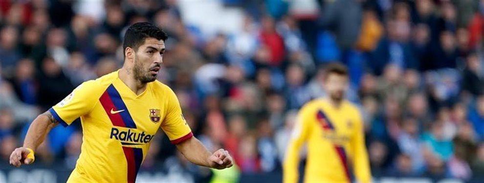 ¡Descarado! Luis Suárez habla de su marcha y de su sustituto de forma abierta y clara: Al jugador solo le ha faltado dar el nombre de su nuevo destino