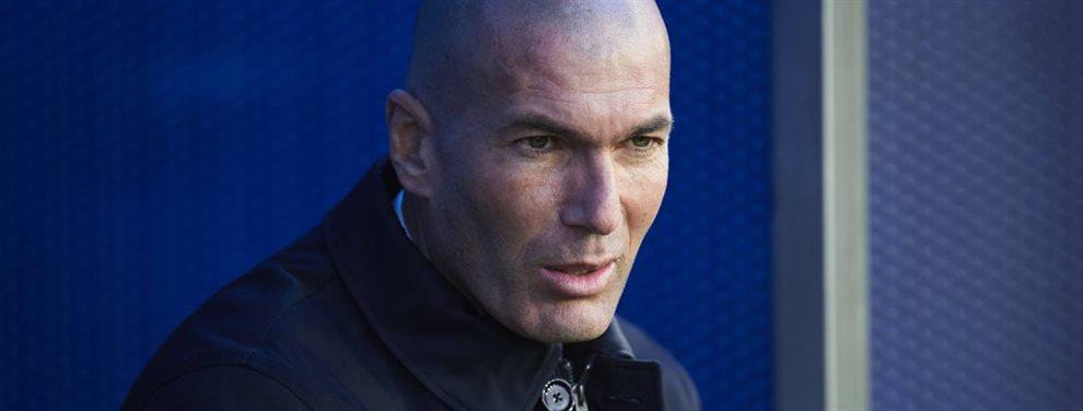 La petición de Zinedine Zidane para el centro del campo se ha tardado en exceso.