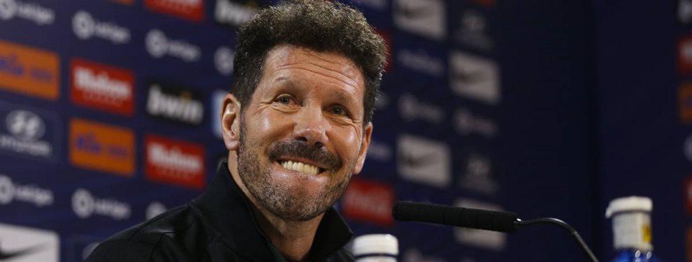 El Barça se ha interesado en el nuevo corazón del Atlético de Madrid. El equipo de Simeone ha evolucionado con las salidas.