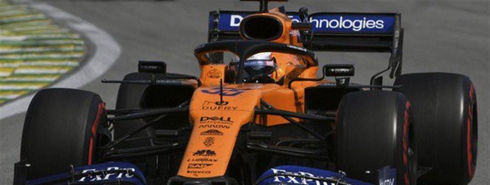 Se acabó la temporada de Fórmula 1 y es hora de hacer balance. Muchos pilotos no quieren pensar en lo ocurrido, otros solo pueden creer que todo mejorará