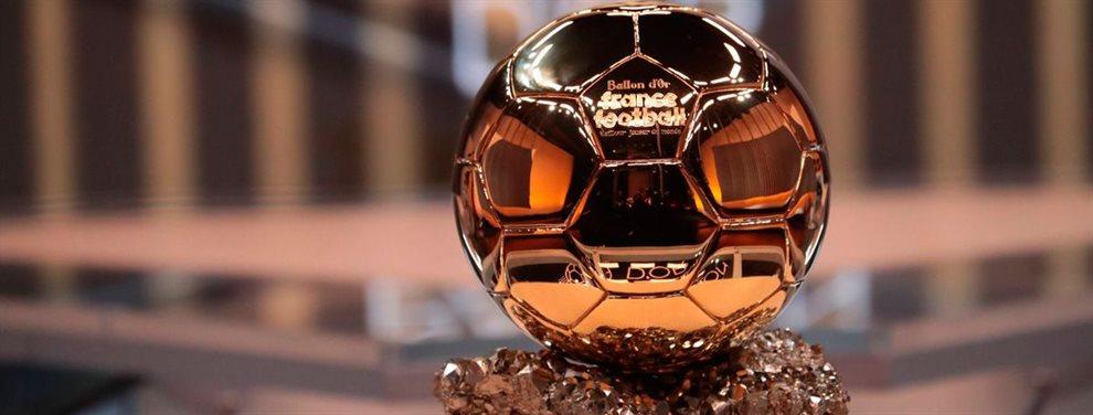 Desde que la revista France Football entrega el Balón de Oro, sólo tres argentinos lo ganaron.