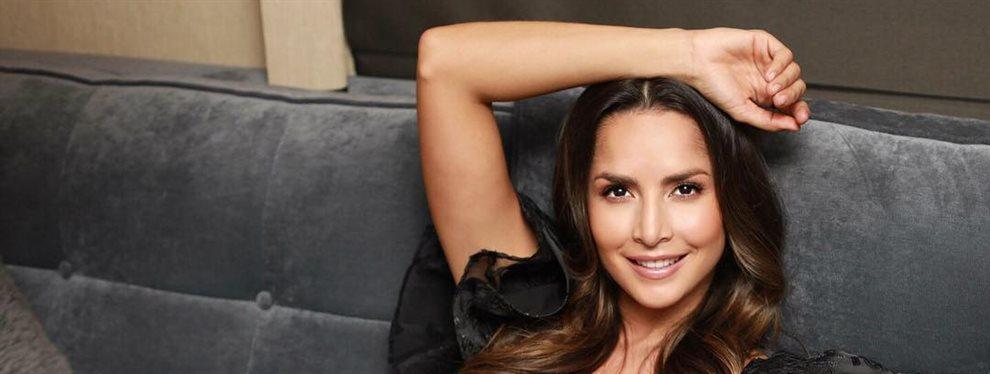 El final de la serie que ha llevado al estrellato a Carmen Villalobos está cerca y se nota que la actriz está nerviosa por los raros descuidos en su look.