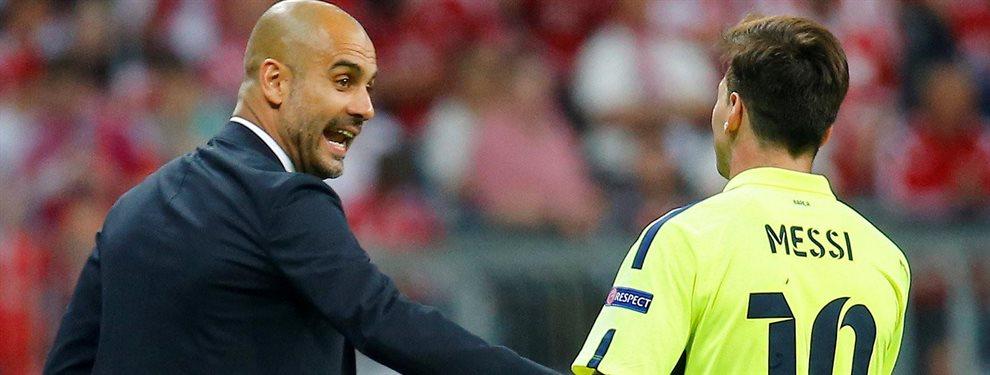 El multimillonario que desea adquirir al Milan pretende arribar con Lionel Messi y Pep Guardiola.