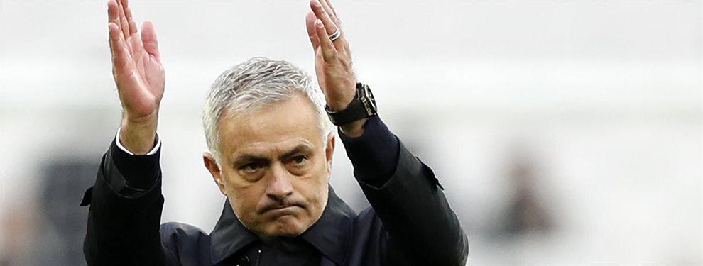 Los primeros partidos de Mourinho con el Tottenham han ido de manera perfecta. No puede estar más contento Florentino, el portugués está en plena forma