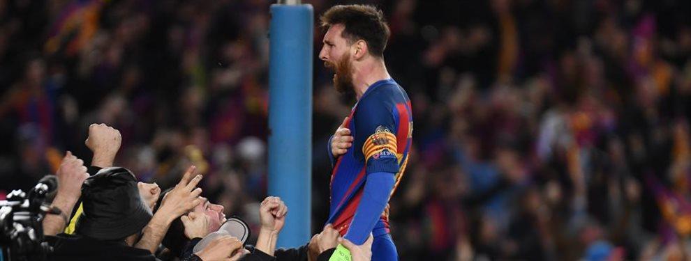 Leo Messi se enfada tras las palabras de Josep Maria Bartomeu, se reúne con él y le pone esta condición para seguir ¡O lo haces o me voy el año que viene!