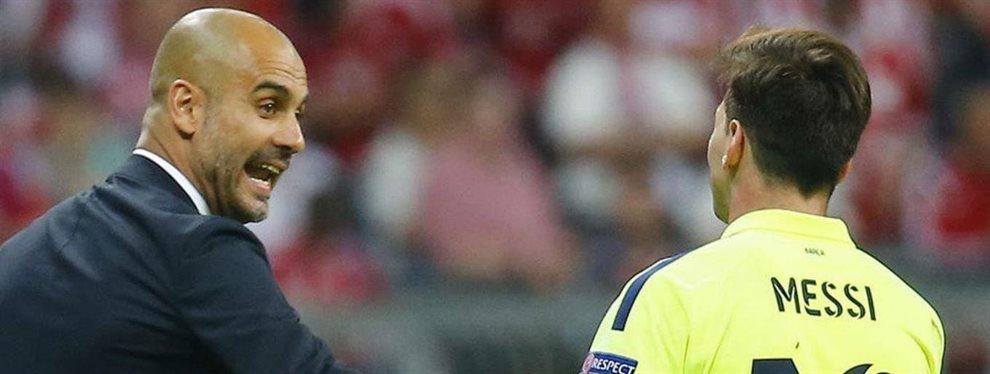 Va a reventar el marcado del fútbol ¡Vaya bombazo, pretende hacer el mejor equipo del mundo fichando a Pep Guardiola y Leo Messi! ¡Europa patas arriba!
