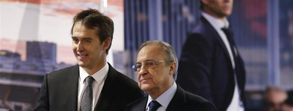 Florentino Pérez nunca duda cuando va a tomar una decisión. Si la tiene en la cabeza la ejecuta. La paciencia no es una de sus virtudes. Apunta y dispara