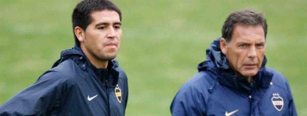 Miguel Ángel Russo podría ser el candidato de Juan Román Riquelme para dirigir a Boca.