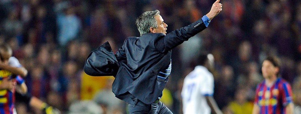 Florentino Pèrez ha llamado a José Mourinho. Una llamada que no puede ser más inesperada como imprebiislbe y que pone a Zidane en entre dicho